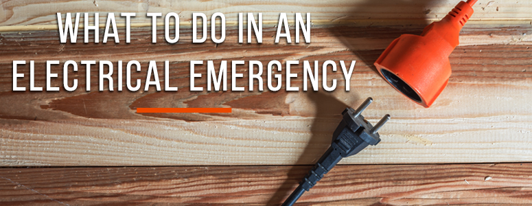 electrical emergency