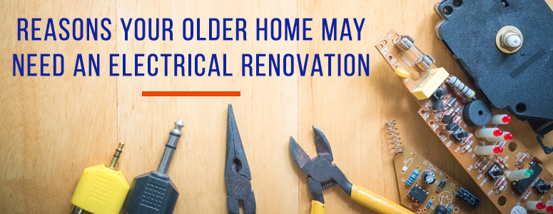 electrical renovation reasons