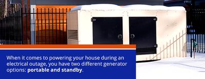 generator options