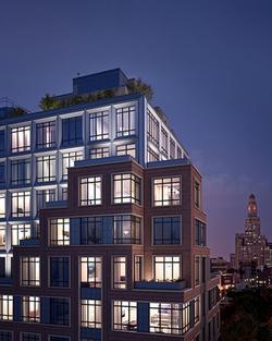 Sitemaps Renderings: 71 Smith Street Brooklyn